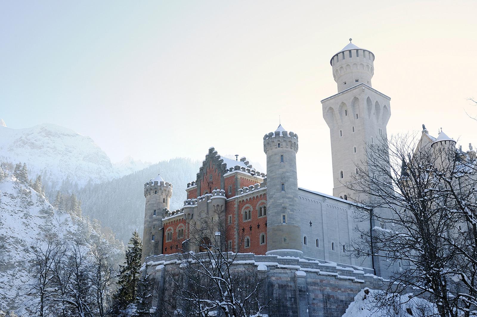 Füssen in the Allgäu